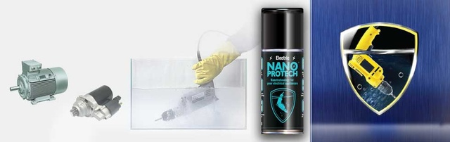 Sprej NANOPROTECH Electric 150 ml